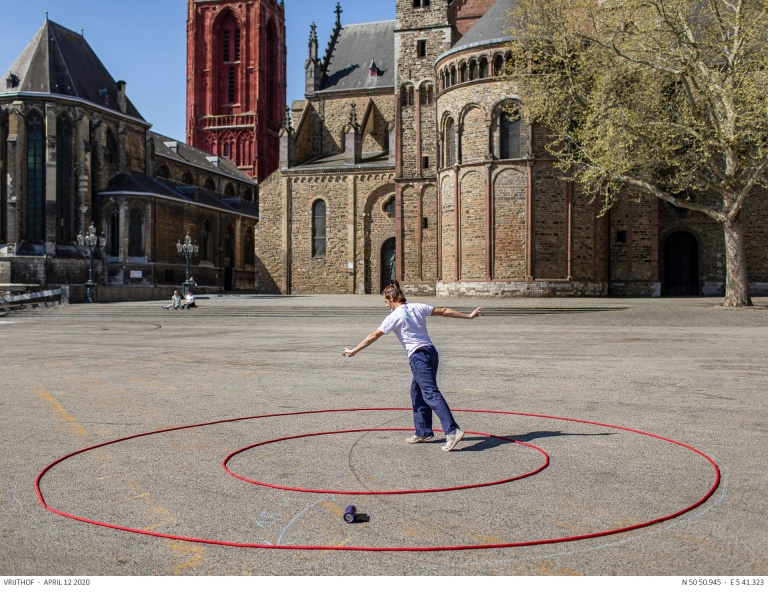 Boekpresentatie Joost Vrouenraets & David Peskens - The Red Circles