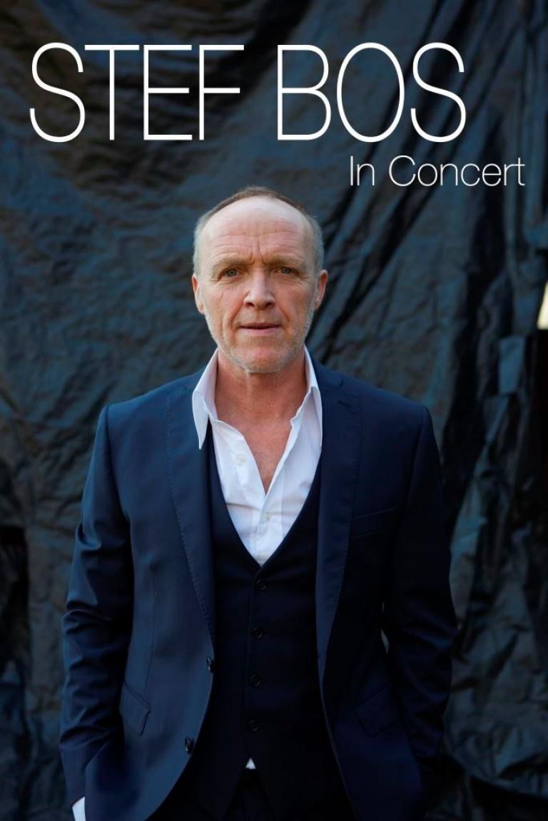 Stef Bos - In concert