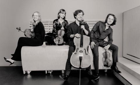 Animato Kwartet - Dutch Classical Talent