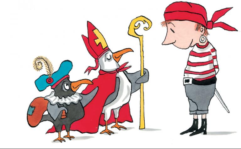 Ton Meijer - Aadje piraatje vier Sinterklaasfeest 4+