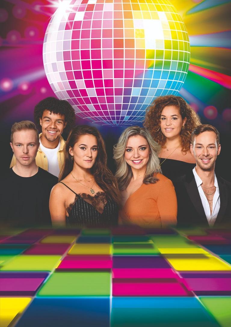 Stayin' Alive Disco Fever Vajèn van den Bosch, Esmée Dekker, Yoran de Bont, Martijn Vogel e.a.