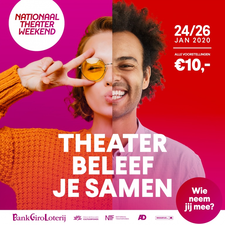 Nationaal Theater Weekend - Maastricht