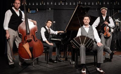 Carel Craayenhof, Juan Pablo Dobal en Jaap Brandenhorst - 100 jaar Piazzolla