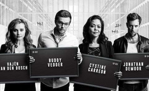 Murder Ballad Vajèn van den Bosch, Buddy Vedder, Jonathan Demoor en Cystine Carreon