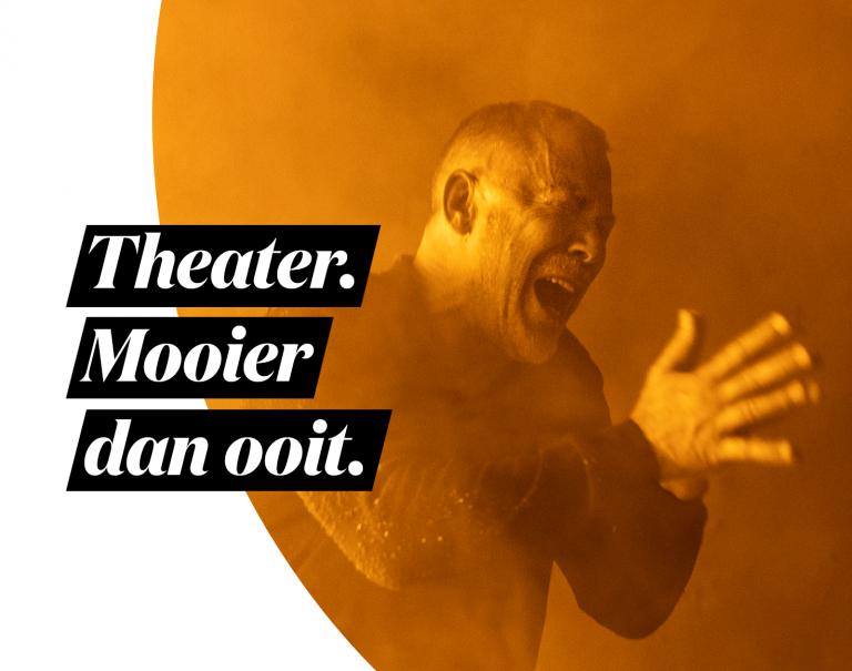 Theater mooier dan ooit - nieuw seizoen van start