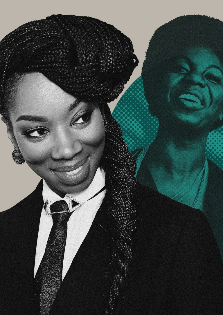 The Story of Nina Simone THE JAZZ ORCHESTRA OF THE CONCERTGEBOUW & SABRINA STARKE