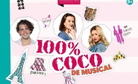 100% COCO, de musical 03.04.2022