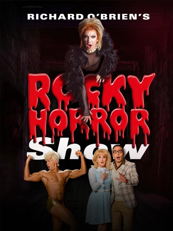 Rocky Horror Show - Sven Ratzke Ellen Pieters Esmée Dekker e.a