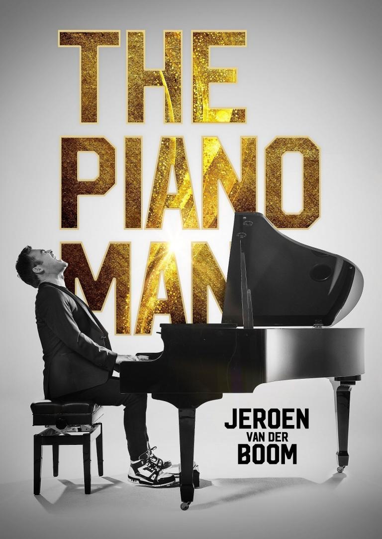 The Pianoman - Jeroen van der Boom