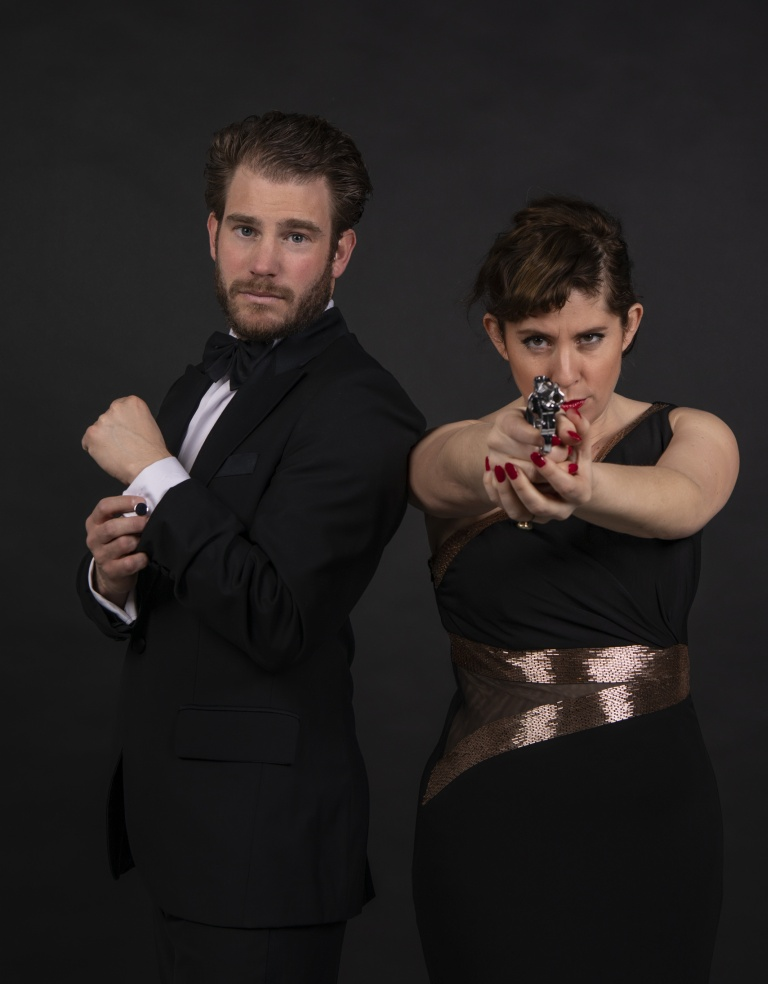Metropole Orkest met Dorona Alberti & Tim Akkerman - The Music from james Bond