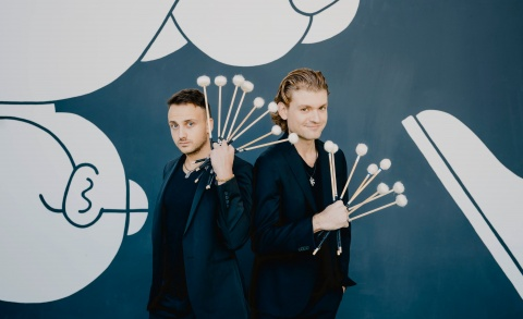 29.11.2020 Dutch Classical Talent - xSight@ Percussion Duo