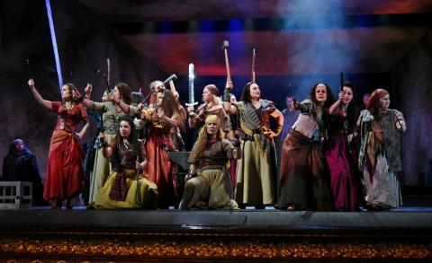 Nationale Opera- en Ballettheater Odessa - Il Trovatore