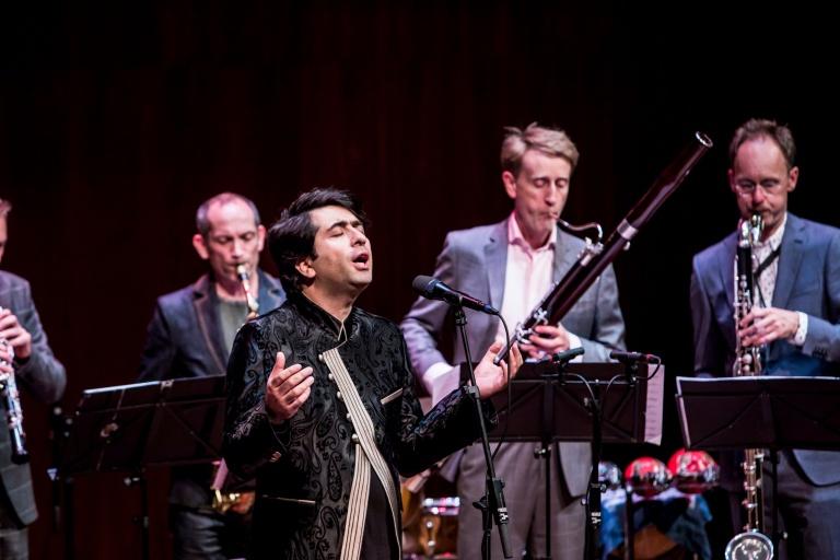 Calefax Rietkwintet en Mohammad Motamedi Song of the Reed