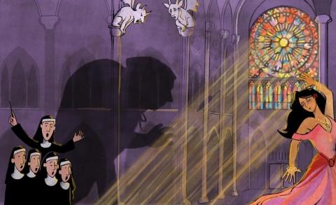 De klokkenluider van de Notre Dame Ila van der Pouw