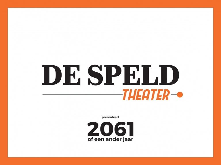 De Speld Theater 2061 of een ander jaar