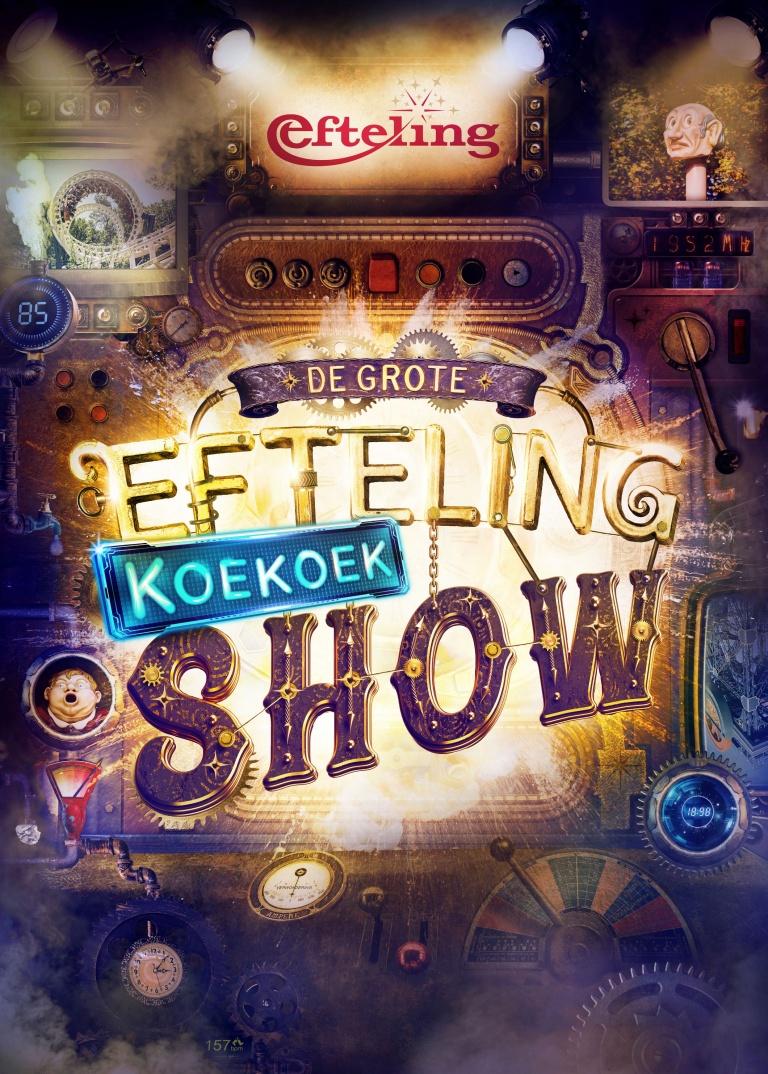 De Grote Efteling Koekoek Show 8+ - Efteling Theaterproducties