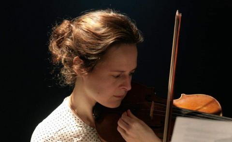 Snaren met een verhaal - Daria Spiridonova (viool)