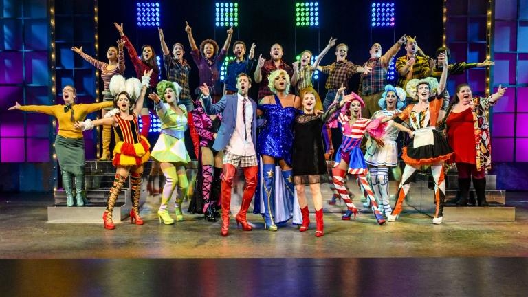 Kinky Boots de musical Maastricht
