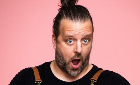 Arjan Kleton en Klaas Prins - Cocktails & Comedy