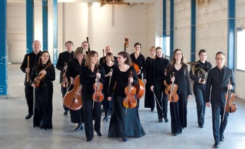 Apollo Ensemble - De werelden van Stravinsky & Bach