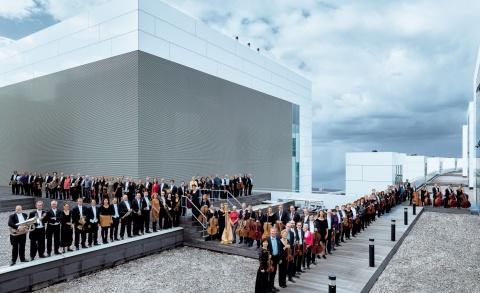 philharmonie zuidnederland is altijd te zien en te horen