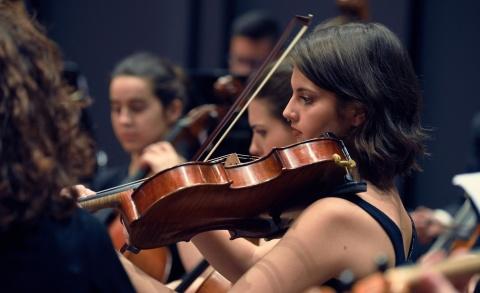 The Heroic Emperor of Music - Conservatorium Symfonieorkest