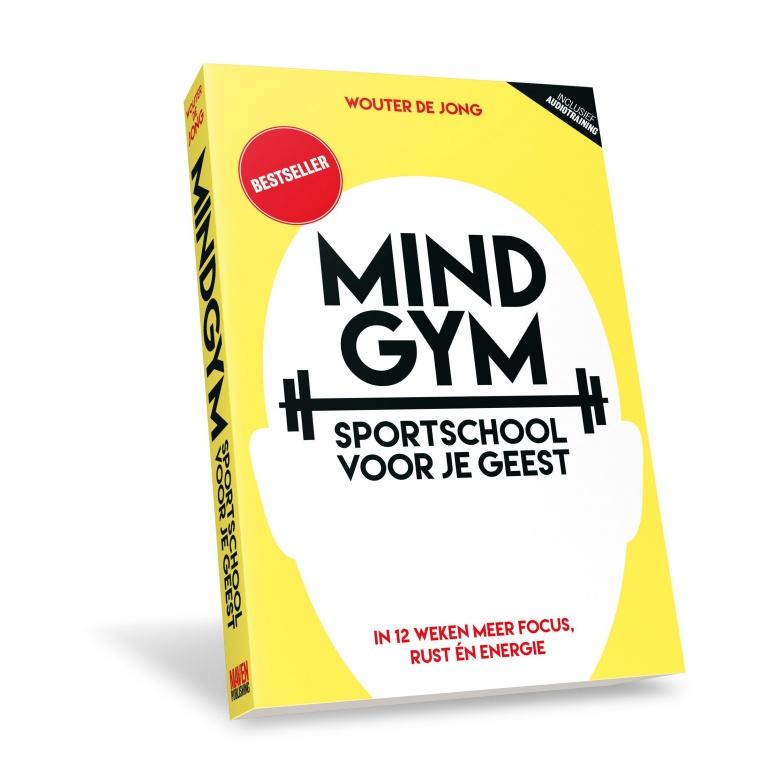 22.03.2021 Wouter de Jong Mindgym boek (c) Maven Publishing