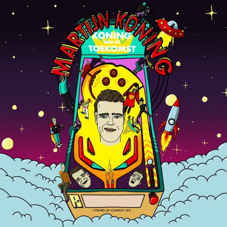 Martijn Koning - Koning van de toekomst