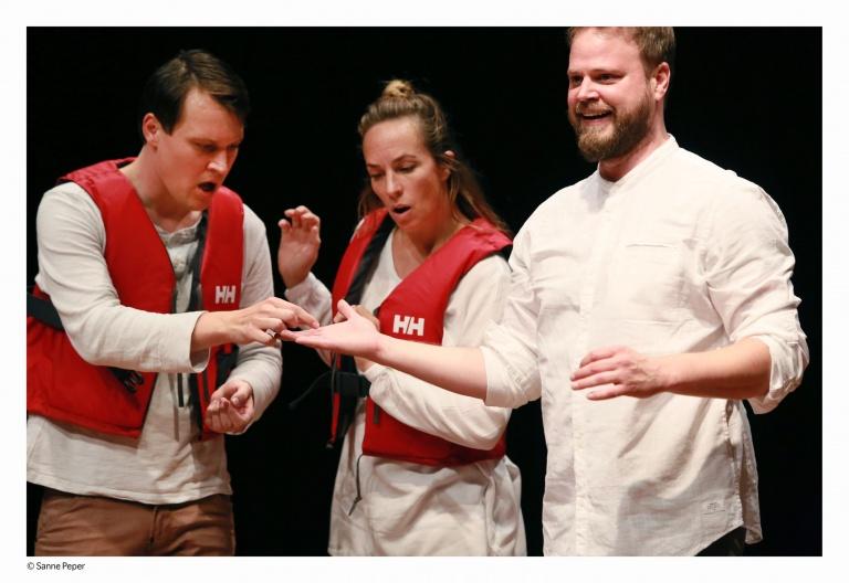 Theatergroep Aluin - Odyssee