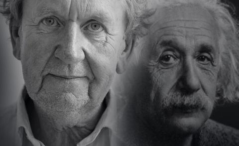 Pip Utton - Einstein