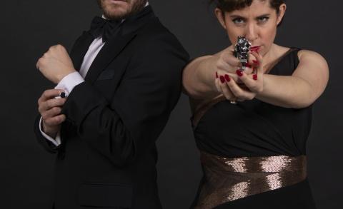 The Music from James Bond - Metropole Orkest met Dorona Alberti en Tim Akkerman