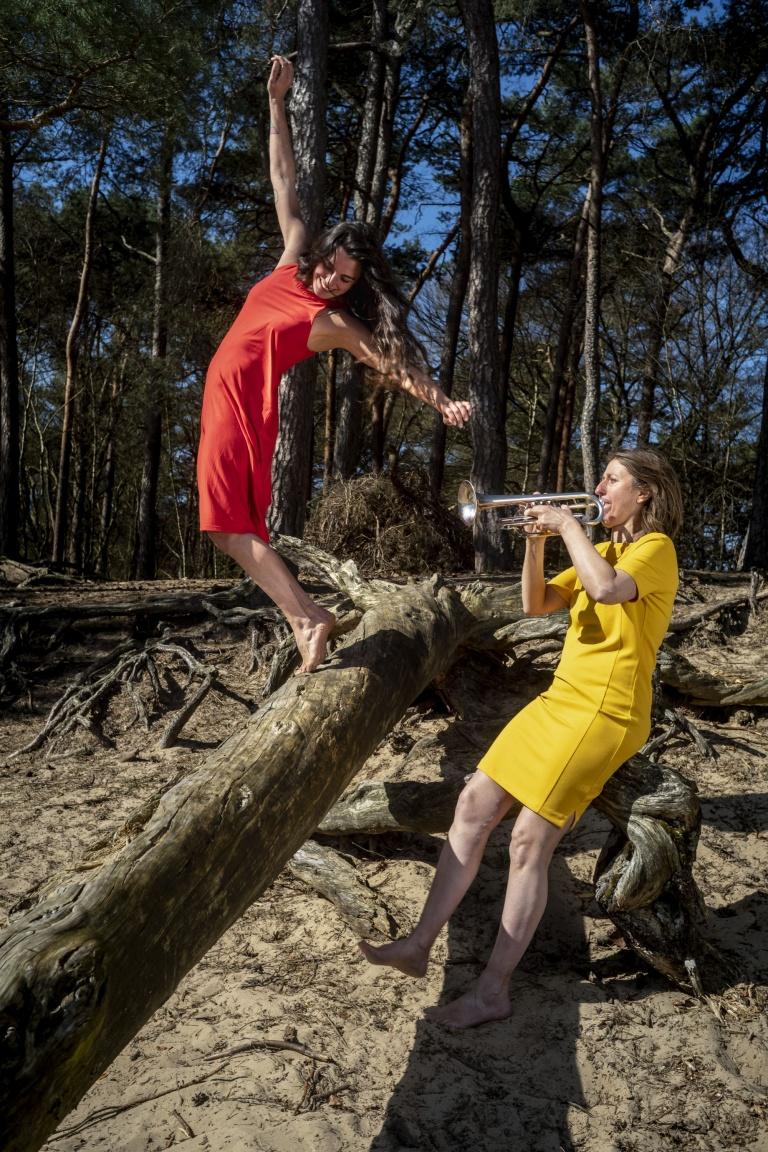 Dadodans & Gaia Gonnelli KLaNK 2+