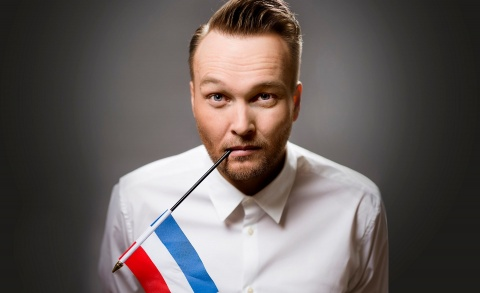 Stand-up & voorlezen (try-out) - Arjen Lubach