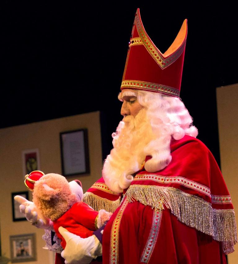 Tante houdt niet van Sinterklaas! 3+