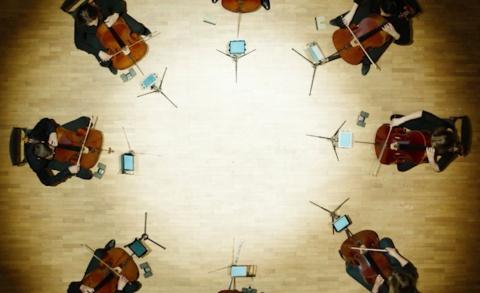 NDD - Dunja Jocic & Cello Octet Amsterdam