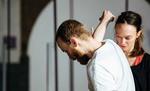 Amos Ben-Tal OFFprojects & Gosse de Kort - Interval - Choreographic Installation