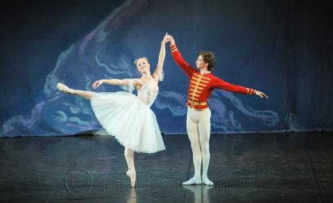 De Notenkraker - Nationale Opera- en Ballettheater Odessa 21.12.2021