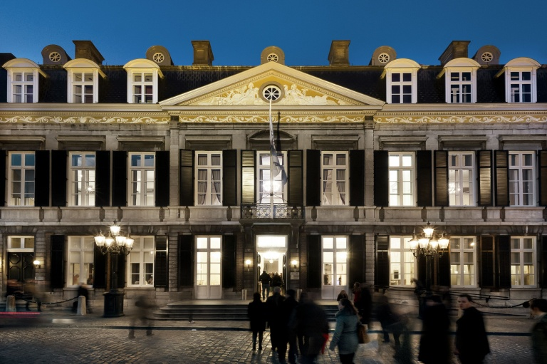 Theater aan het Vrijthof programme suspended until 1 June 2020 on orders of the Dutch Government and Health Department