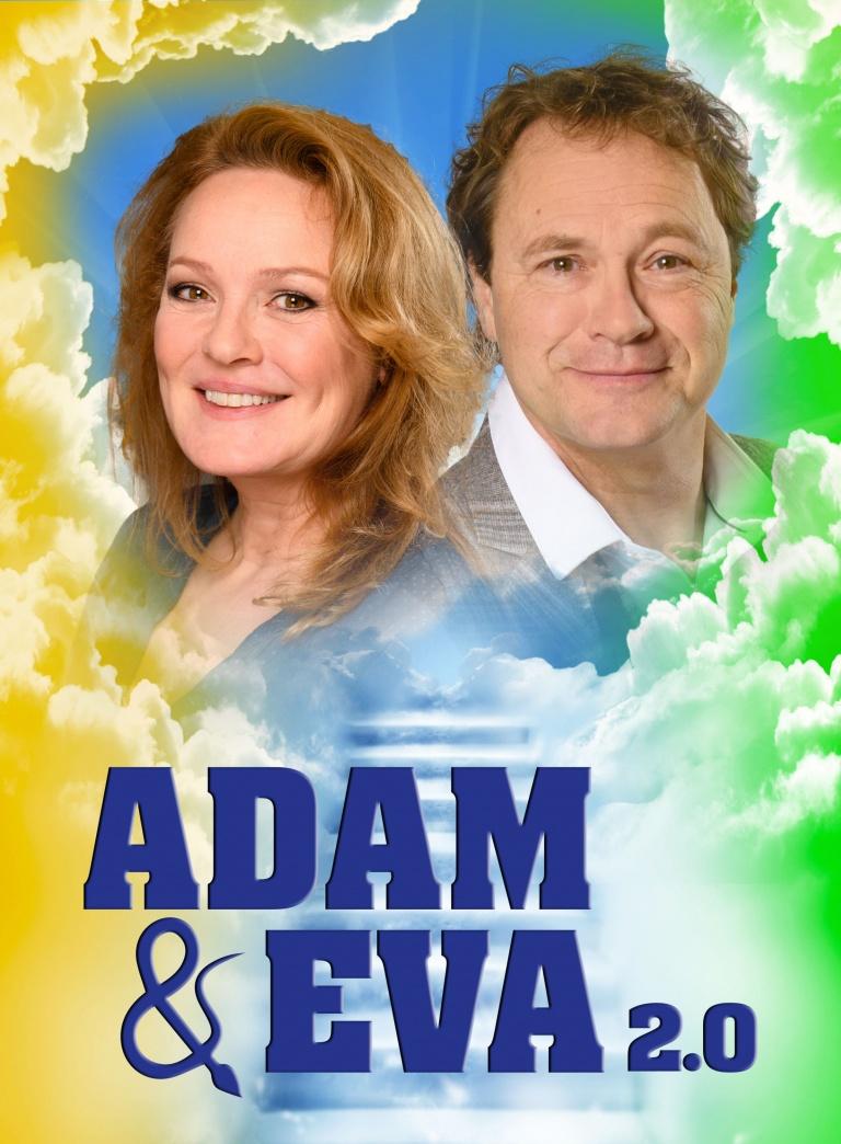 Ellen Pieters en Han Oldigs Adam & Eva 2.0