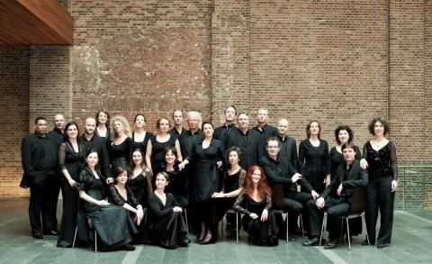 Cappella Amsterdam AlBahr Mare Nostrum