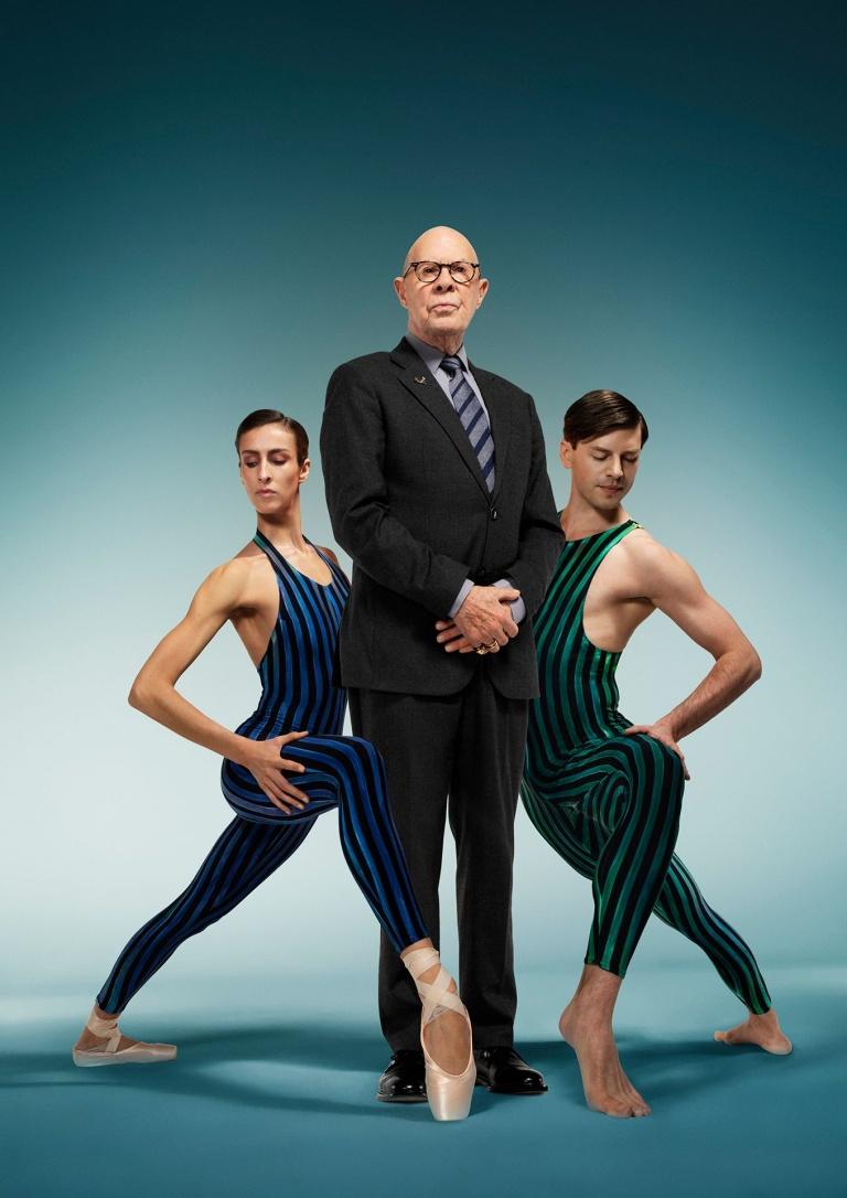 Het Nationale Ballet - Hans van Manen tournee