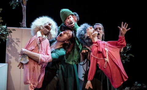 Theater Gnaffel - Robin Hood 4+