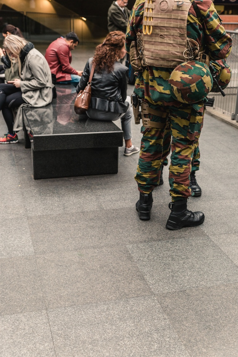 The Sorrows of Belgium III: Hellhole Brussels (Red) - NTGent