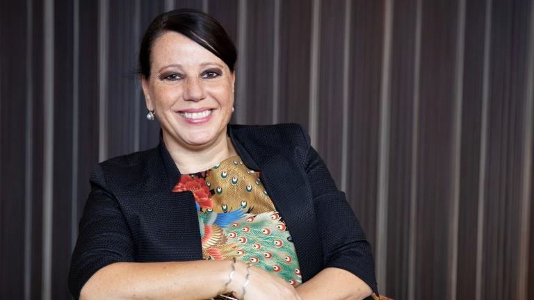 Interview Brigitte van Eck