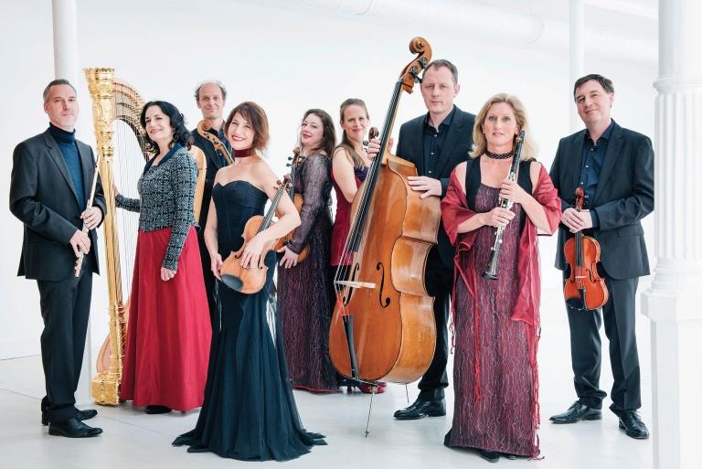 Oxalys Gustav Mahler's Lied von der Erde Ako Schonberg concert Musica Sacra Maastricht