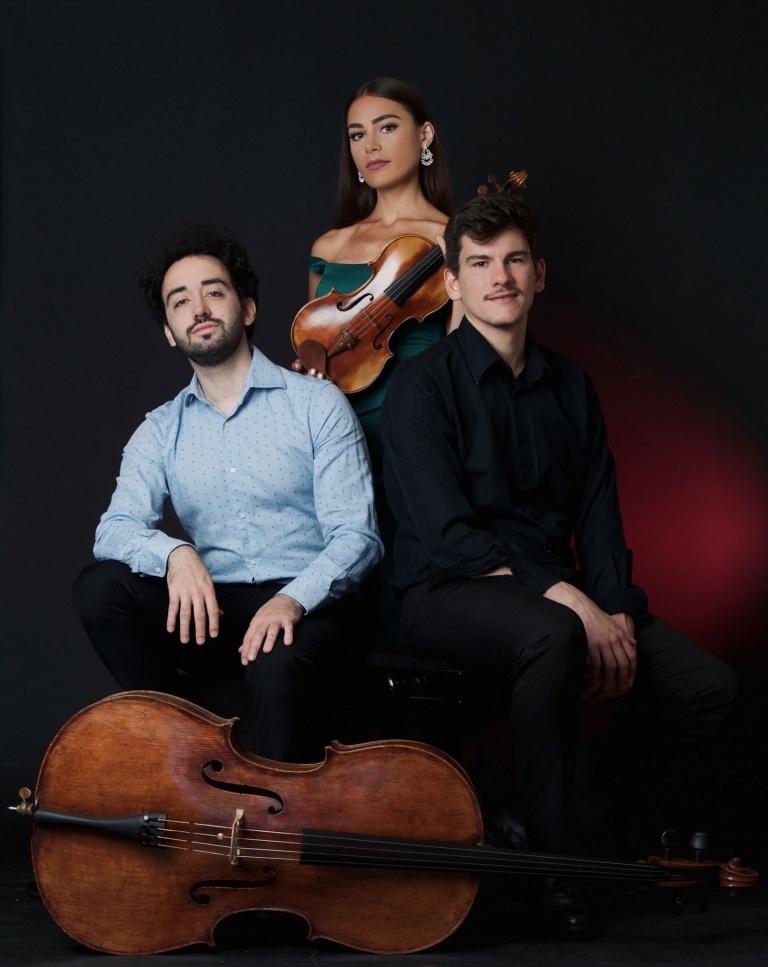 Hamlet Trio - Klassiek op Zondag