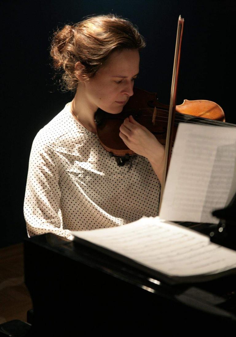 Daria Spiridonova (viool) Snaren met een verhaal