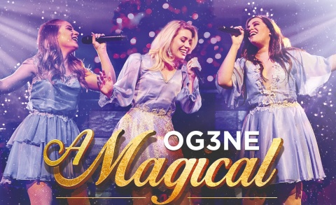 Magical Christmas in Maastricht 2020 OG3NE