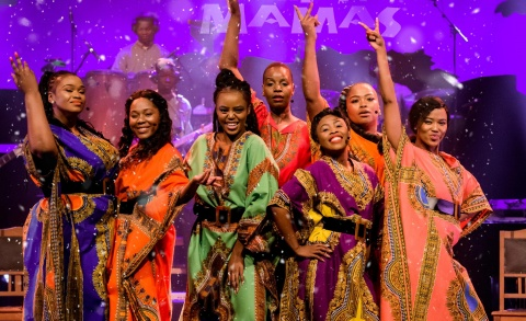 Christmas Under African Skies - The African Mamas