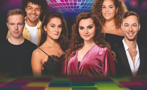 Stayin' Alive Disco Fever - Vajèn van den Bosch, Esmée Dekker e.a